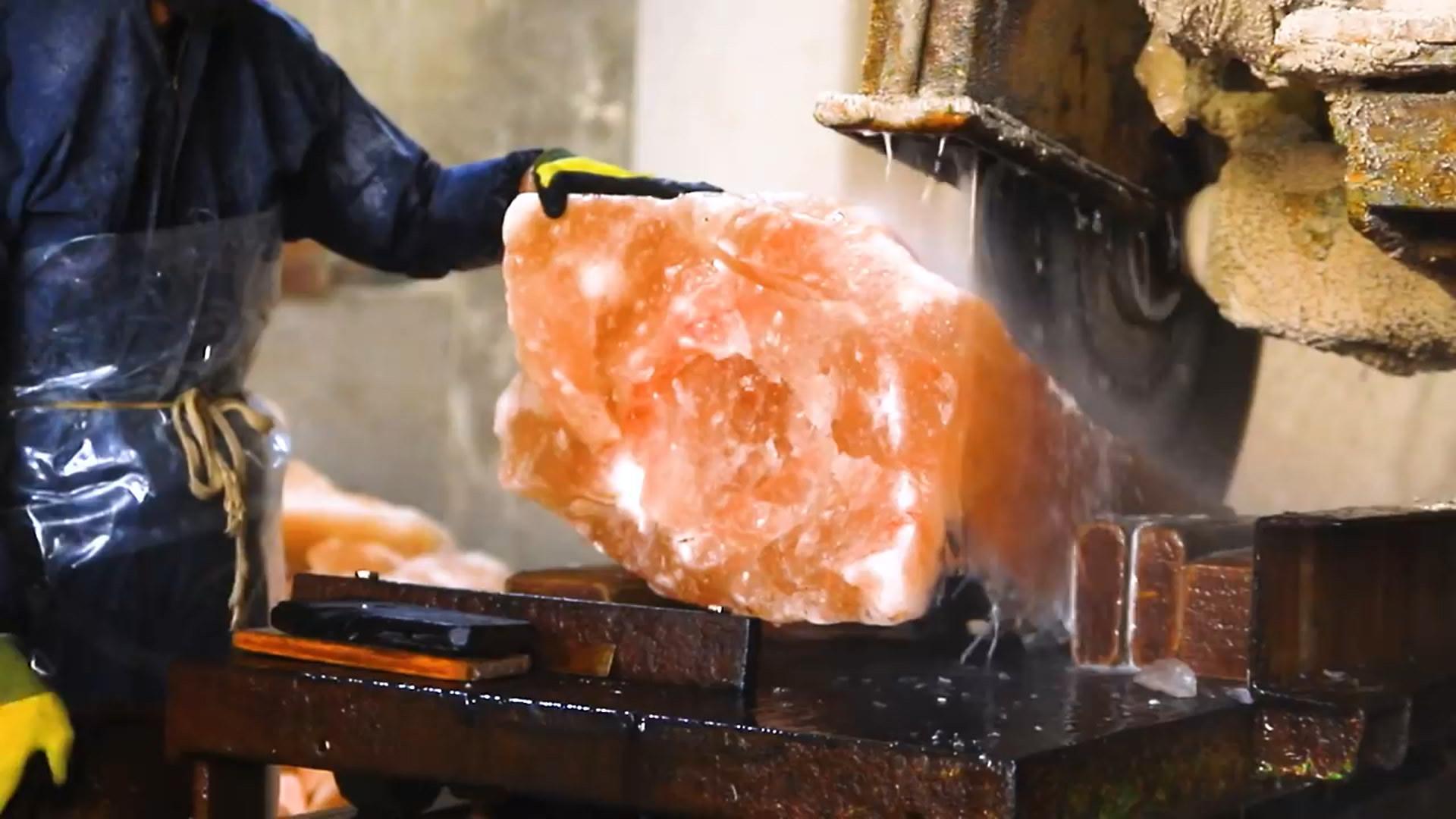 玫瑰鹽市場夯 產地巴基斯坦奪回商機