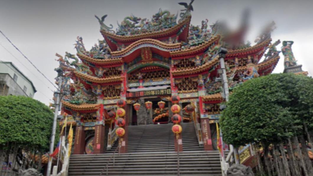 三重義天宮。(圖/翻攝自Google地圖) 春節新北宮廟重防疫 逾60間取消80場大型活動