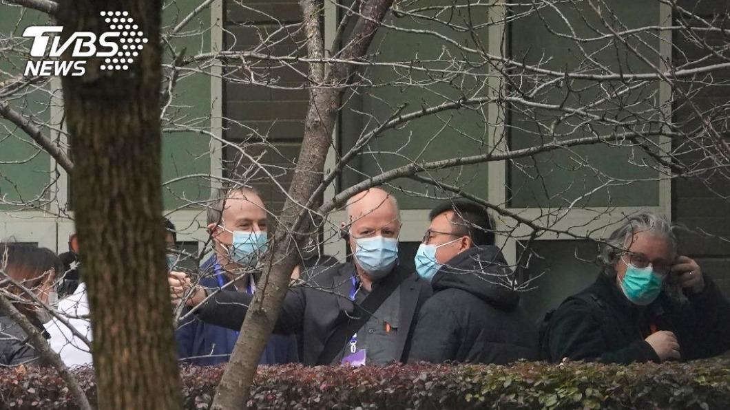 世衛公布武漢調查報告 美國:盼能仔細審查數據