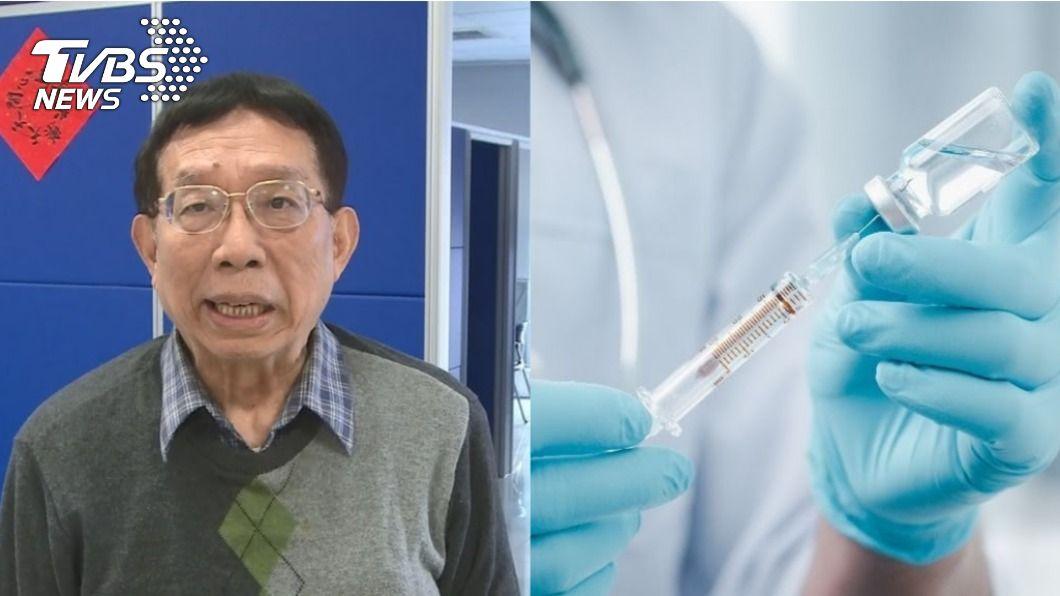 蘇益仁指出台灣接種新冠疫苗速度慢,之後恐仍須鎖國。(圖/TVBS資料畫面、shutterstock 達志影像) 20萬劑新冠疫苗將抵台 蘇益仁:接種速度慢恐鎖國