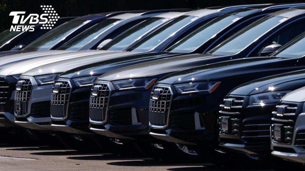 德國奧迪汽車布局電動化市場。(示意圖/達志影像路透社) 想贏特斯拉!奧迪電動化 每年至少1款電動車