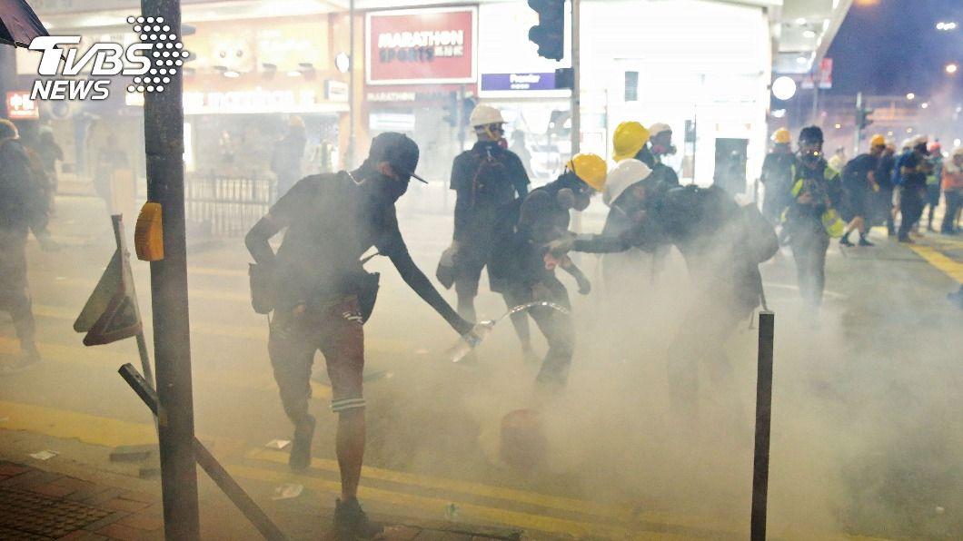 (圖/達志影像路透社) 布林肯稱願收容港人 美議員重提香港庇護法案