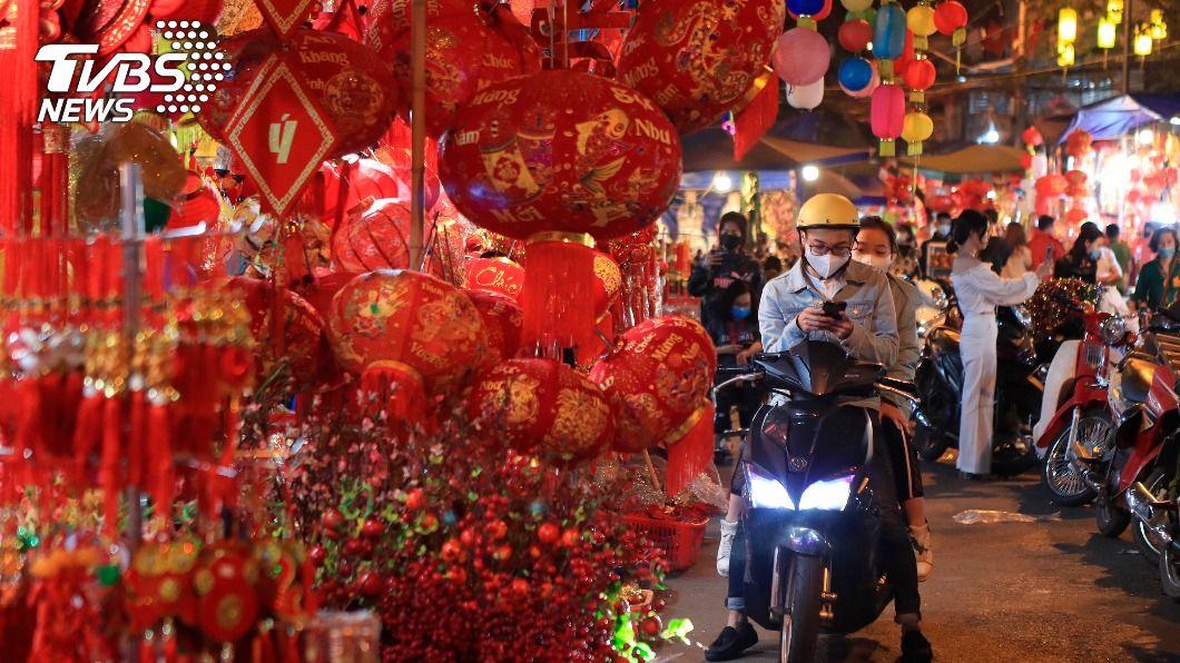(圖/達志影像美聯社) 越南台商過年不返台 寄情工作享受「疫情紅利」