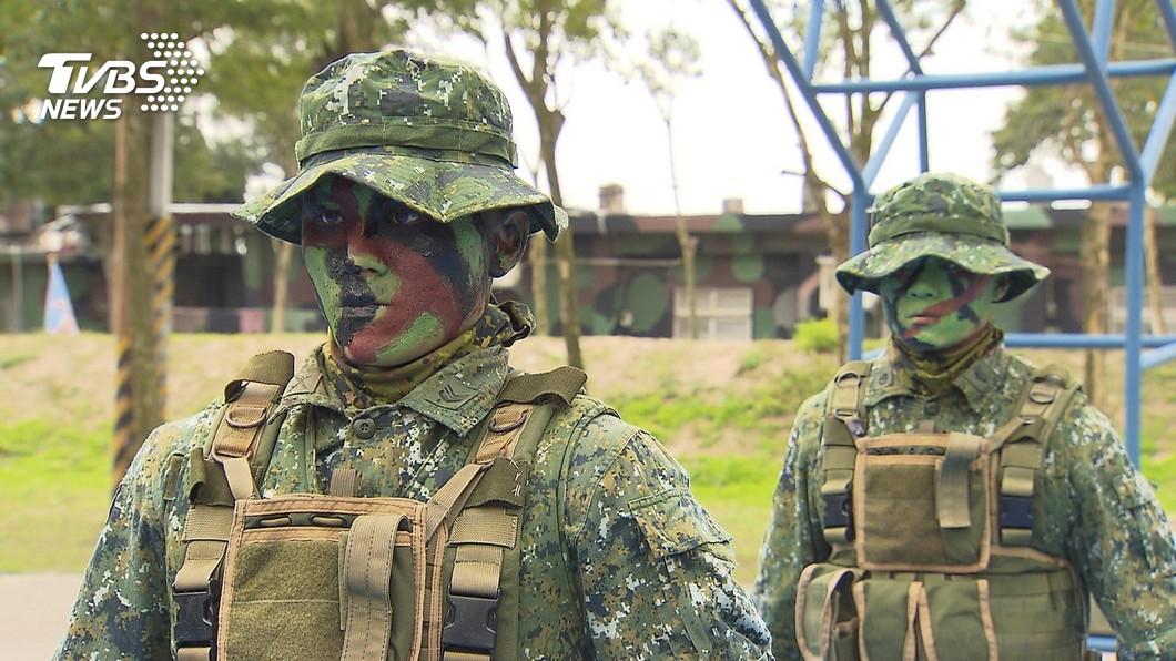 圖/TVBS 海龍蛙兵常駐外島 金馬前線精銳部隊