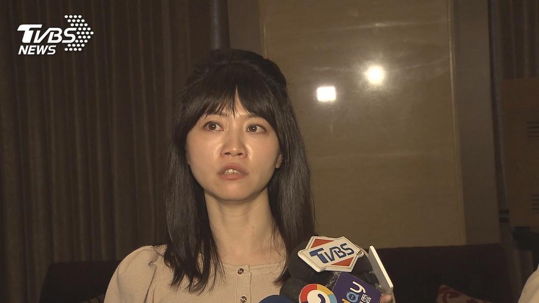 民進黨立委高嘉瑜。(圖/TVBS資料畫面) 遭北市衛生局長批「得寸進尺」 高嘉瑜發聲了
