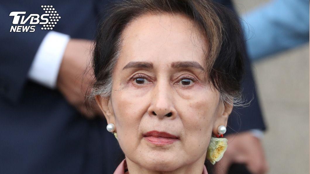 圖/達志影像路透社 聯合國人權組織通過決議案 要求緬甸釋放翁山蘇姬