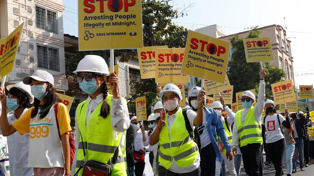 獨/訪緬甸台商 民眾懷疑華為是斷網推手