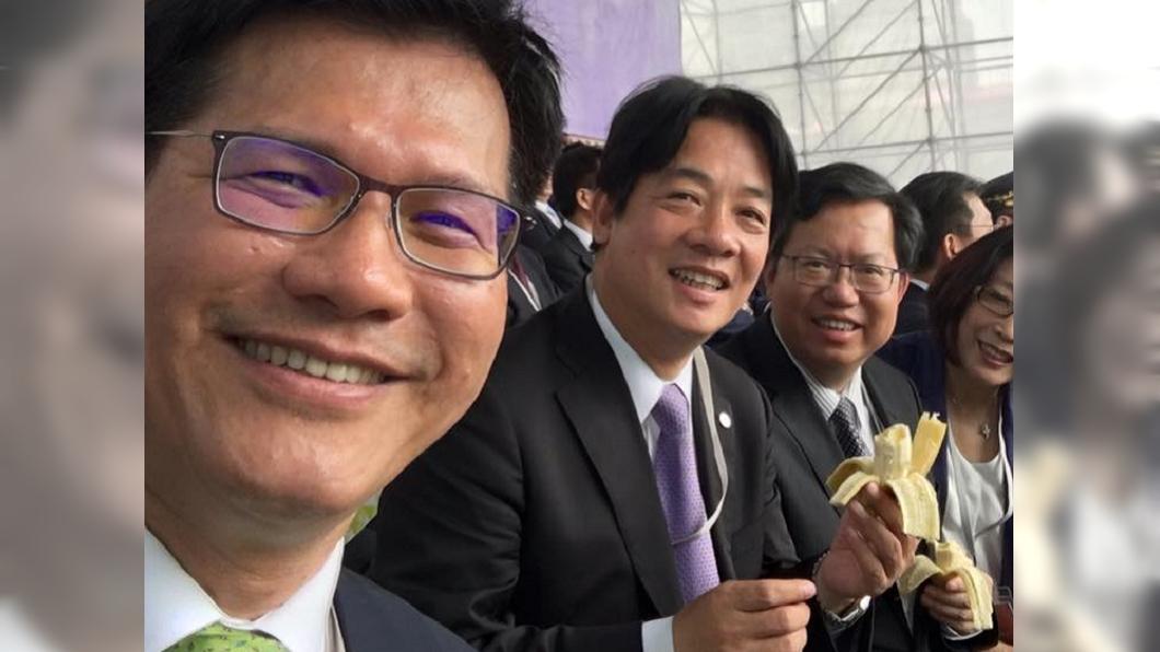 小孟老師點名賴清德(左2)、鄭文燦(左3)2024有機會。(圖/翻攝自林佳龍臉書) 誰最有總統運? 命理師點名「3大咖」比拚侯友宜