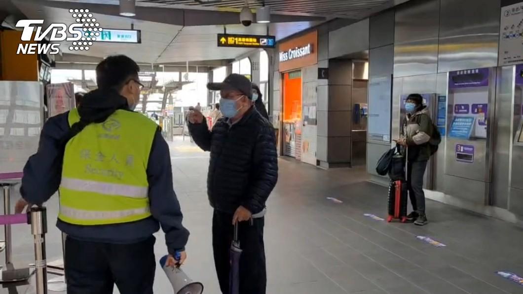 國1槽車翻覆!機捷A9林口站暫停營運改公車接駁