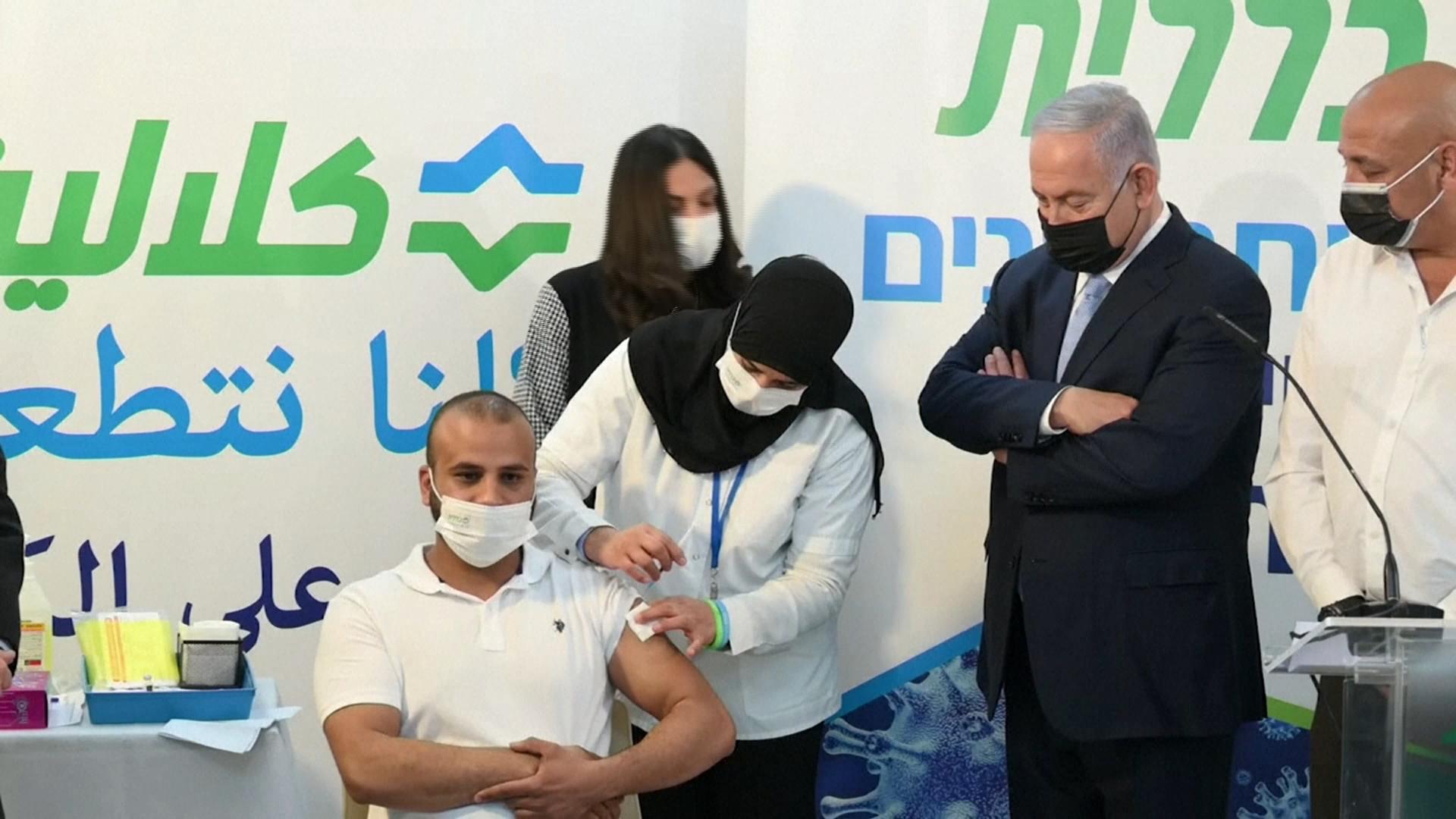 以色列60萬人接種 輝瑞疫苗有效率逾九成