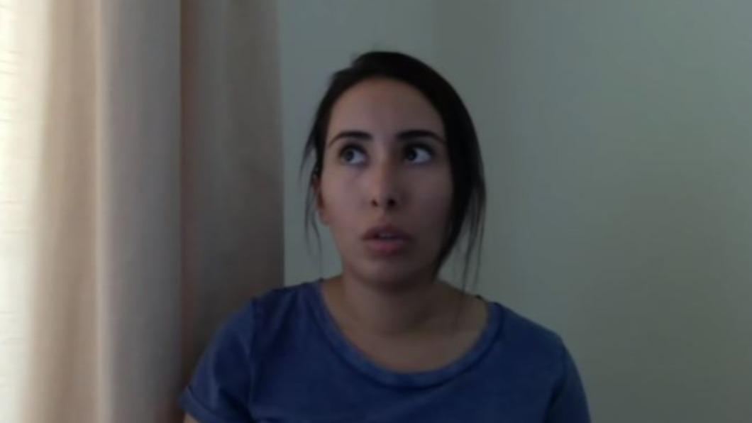 「我被父王囚禁!」 杜拜公主躲廁所拍求救影片