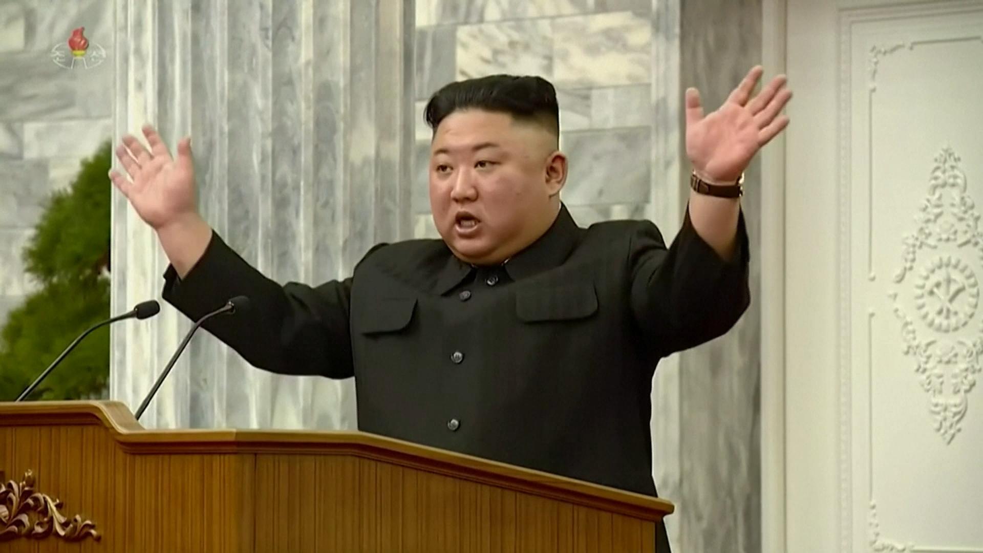 """迎合國際潮流 北韓官媒改稱金正恩""""總統"""""""