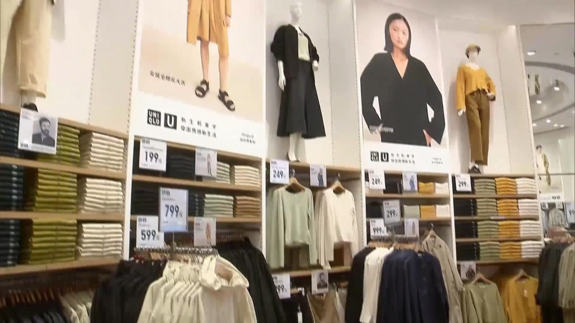 優衣庫市值破千億美元 首成全球服飾一哥