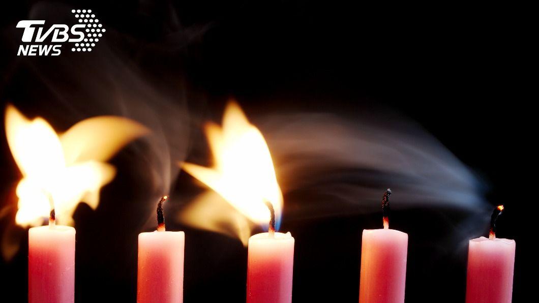 泰國一名女童疑未吹熄蠟燭,導致大火發生。(示意圖/shutterstock 達志影像) 泰女童忘「吹蠟燭」釀災 50房毀425難民無處去