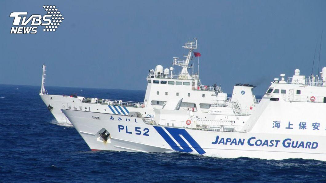 圖為日本海保。(示意圖/達志影像路透社) 因應大陸海警法 日本海保廳不排除使用武器