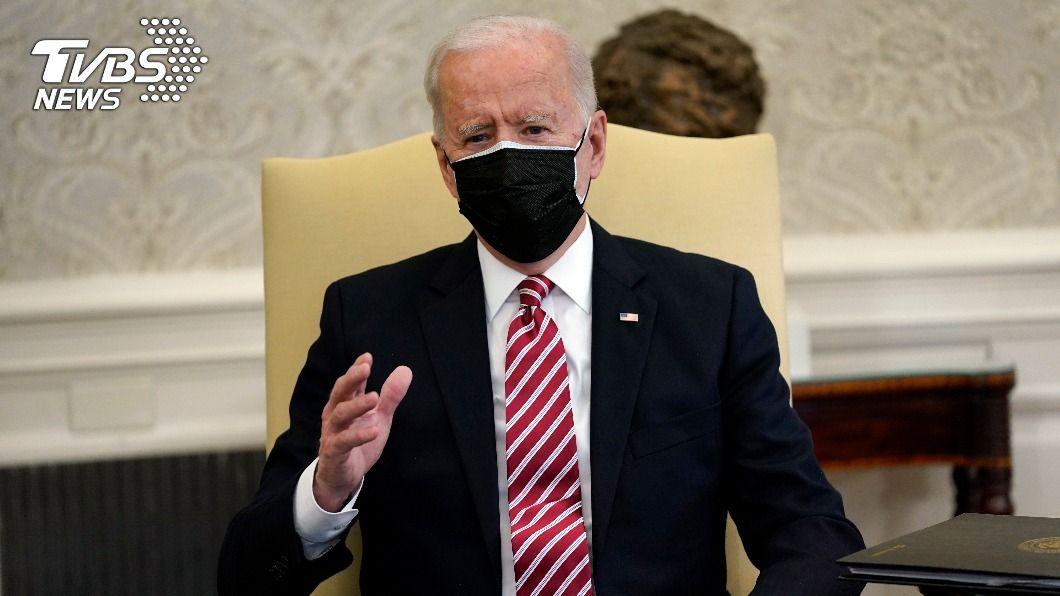 美國總統拜登。(圖/達志影像美聯社) 恢復核子協議陷僵局 伊朗要求拜登先踏出一步