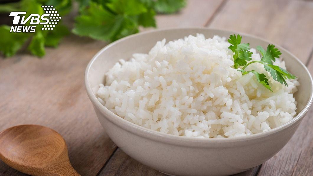 吃白飯並不會造成肥胖。(示意圖/shutterstock 達志影像) 吃白飯會胖? 醫親授「減肥6字訣」免節食就能瘦