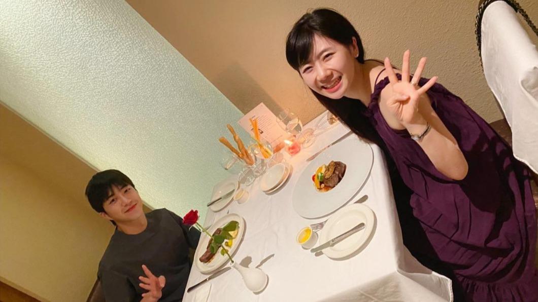 圖/翻攝自福原愛 Ai Fukuhara臉書 夫妻恐隔兩地? 福原愛考慮「以後回日本」