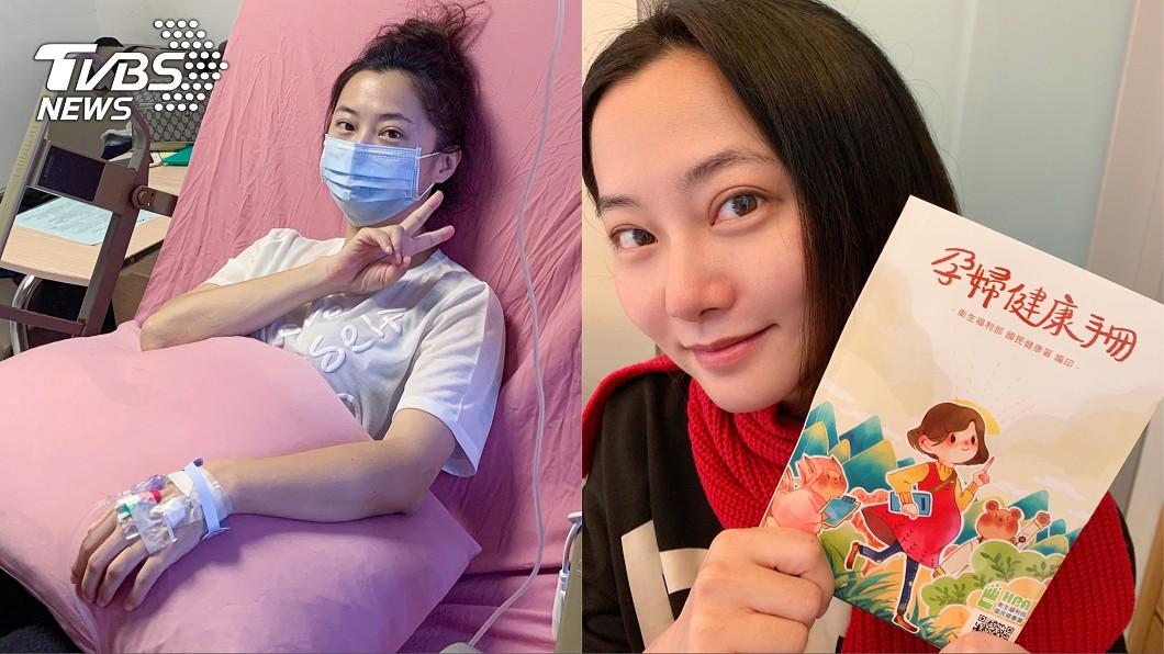 41歲趙小僑驚喜宣布懷孕。(圖/台灣艾捷隆、送子鳥11生殖中心提供) 求子「最後1年」終成功 41歲趙小僑驚喜宣布:懷孕了