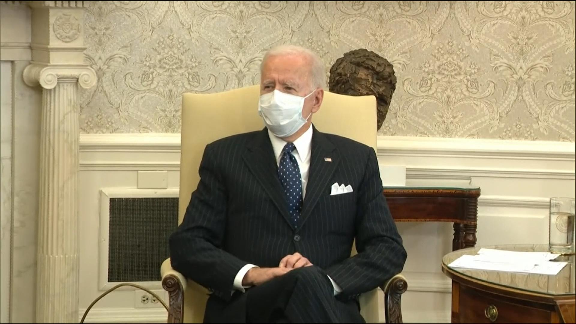 拜登G7視訊處女秀! 白宮:聚焦中國與疫情