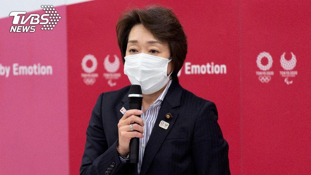 日本新任東奧組委會主席橋本聖子。(圖/達志影像美聯社) 橋本聖子接東奧組委會主席 誓言重獲大眾信任