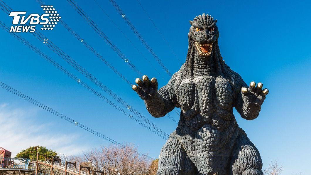 示意圖/shutterstock 達志影像 怪獸電影是假的? 「真實哥吉拉」動作恐緩慢
