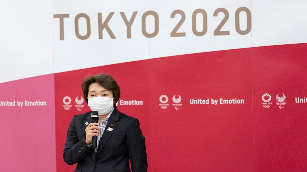 圖/達志影像路透 森喜朗辭日本奧組委會長 奧運大臣無縫接軌