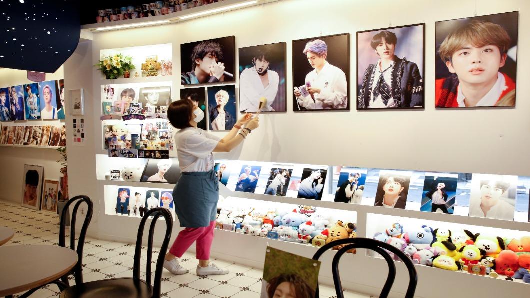 圖/達志影像路透 「世界型」男團!BTS東家攜手:環球音樂