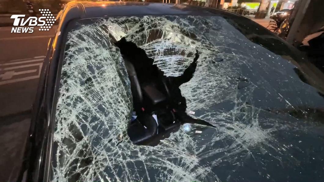 轎車狂飆撞飛路人 訪友遇死劫2死1傷