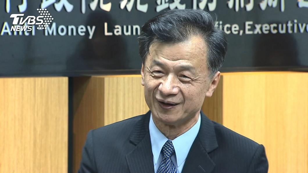 邱太三接任陸委會主委。(圖/TVBS) 邱太三掌陸委會 綠委盼推代理人法及修營業秘密法