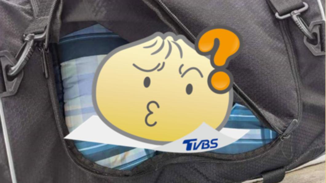拆彈小組接獲可疑行李袋的通報,一打開驚見萌物。(圖/翻攝自「Butler County Sheriff's Office」臉書) 美拆彈小組處理可疑行李 打開驚見6隻「萌物」
