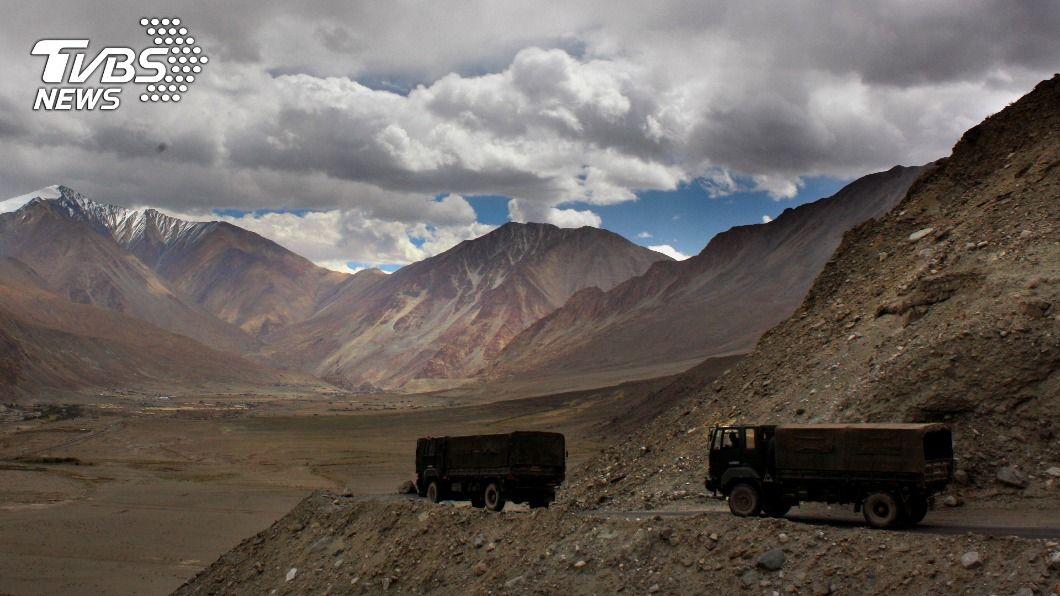 (圖/達志影像美聯社) 喜馬拉雅爭議邊界緊張局勢緩解 中印完成局部撤軍