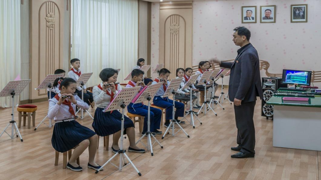 示意圖/達志影像 北韓英才教育重右腦開發 從「胎教」做起