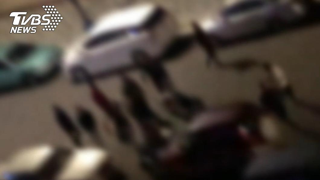 債務糾紛爆衝突!台中凌晨傳槍響警連夜逮8惡煞