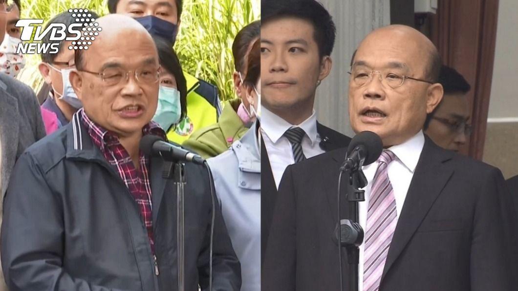 嗆蘇貞昌「不敢保證不缺水」 藍委質詢:像渣男