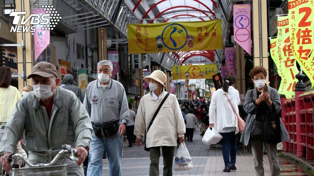 日本部分地區要求提早解除宣言。(圖/達志影像美聯社) 日本大阪等6府縣緊急事態宣言 月底可望解禁