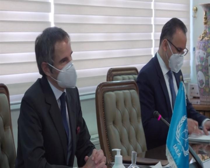 搶在2/23期限前 伊朗與IAEA達暫時協議