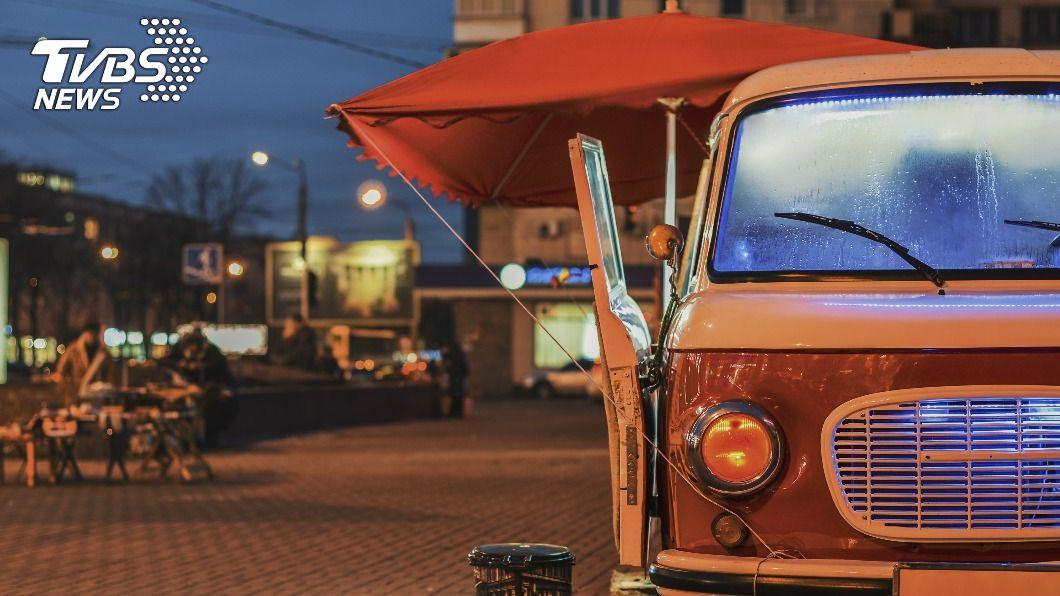 示意圖/shutterstock 達志影像 炸天婦羅或煙燻咖哩 東京餐車美味大全