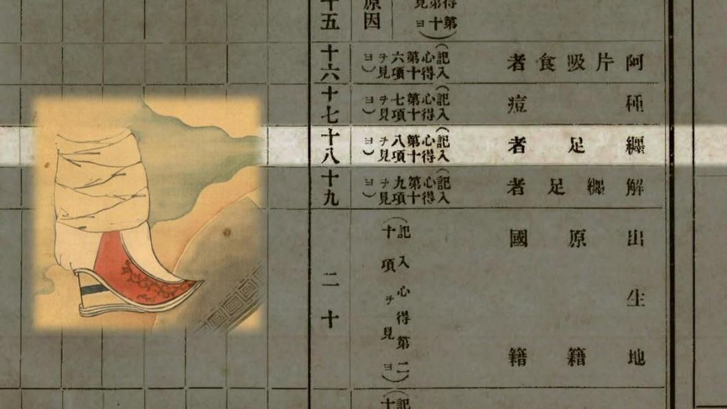 劇照/公共電視 提供 日本統計局開箱 史上首款普查表!對象台灣