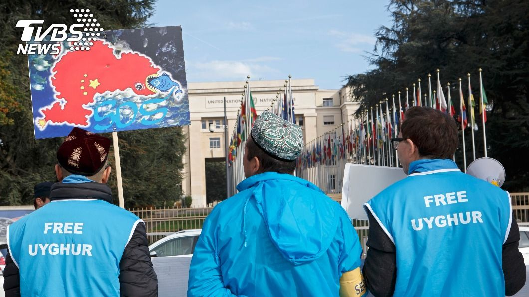(圖/達志影像美聯社) 加國會指大陸對維族種族滅絕 北京:堅決反對