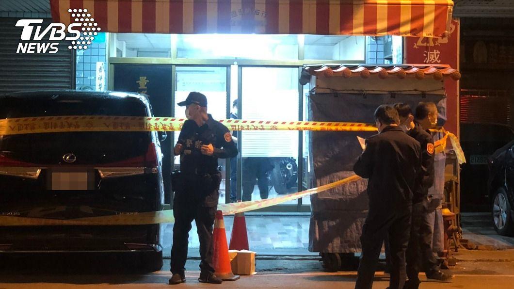 台南安平自1月起接連發生3件刑案。(圖/中央社) 台南幫派追殺槍擊命案 黃偉哲指示建「黑幫檔案」