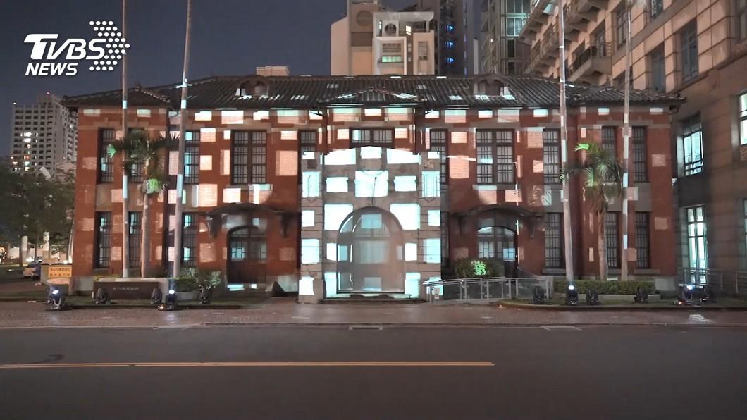 燈會轉型竹市「光臨藝術節」 光雕點亮古蹟