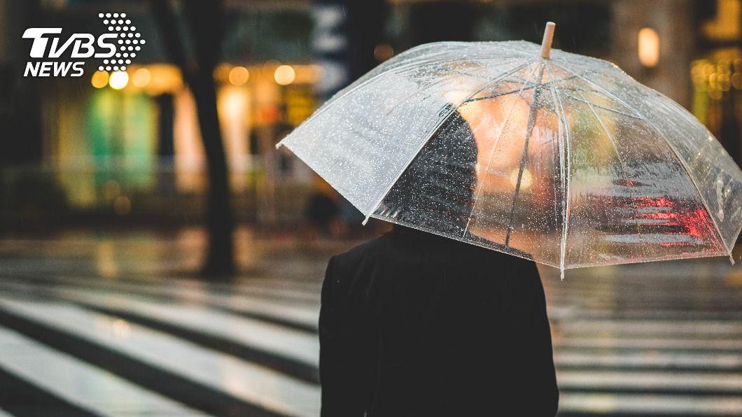 元宵節記得帶傘 中部以北愈晚雨愈大