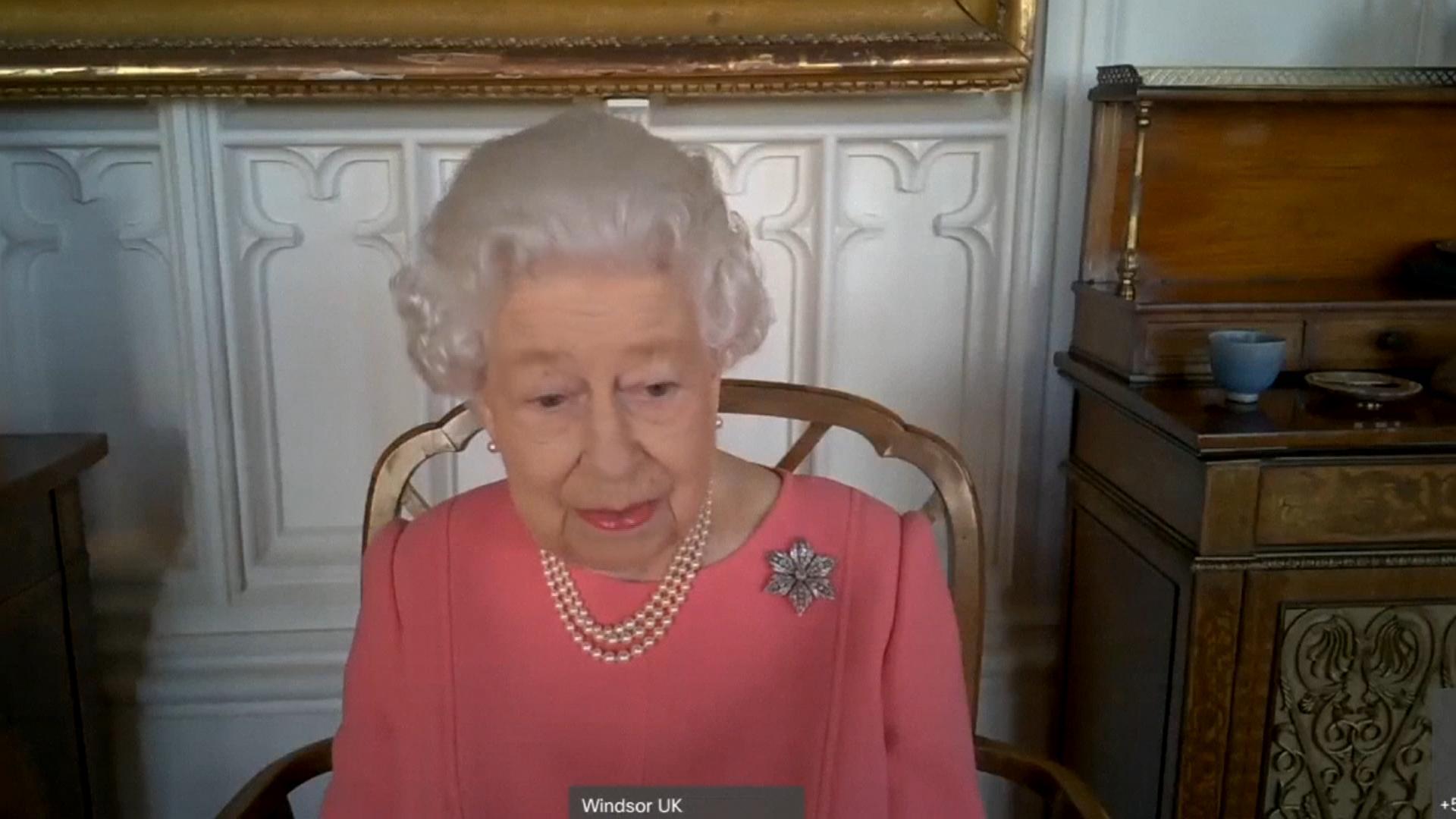 分享接種疫苗經驗 英女王:一點也不痛