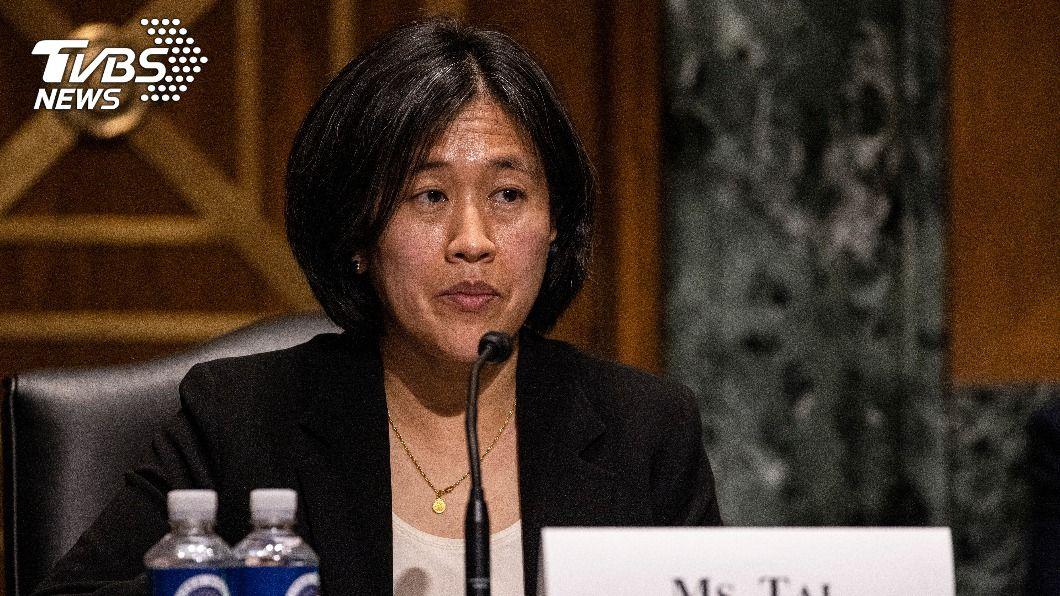 圖/TVBS 參院全票通過 台移民之女戴琪出任美國貿易代表