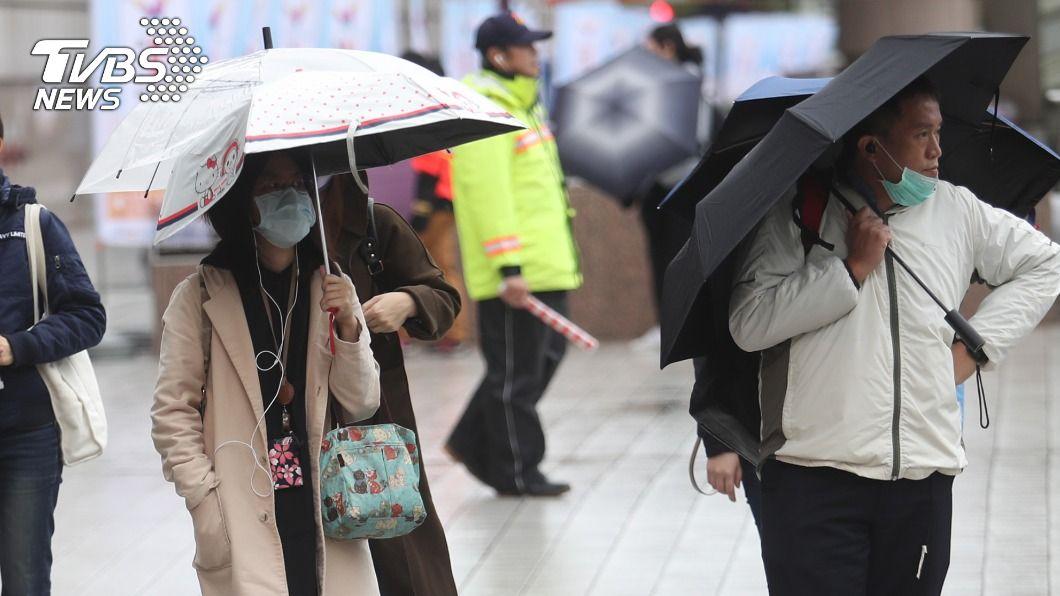 連假首日水氣多 北台灣低溫探15度