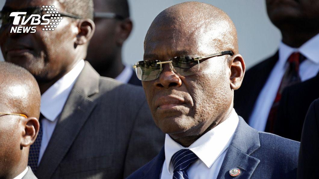 海地總理朱特塞表示當局已經重新掌控情勢。(圖/達志影像路透社) 海地監獄大規模暴動釀8死 頭號通緝犯趁亂越獄