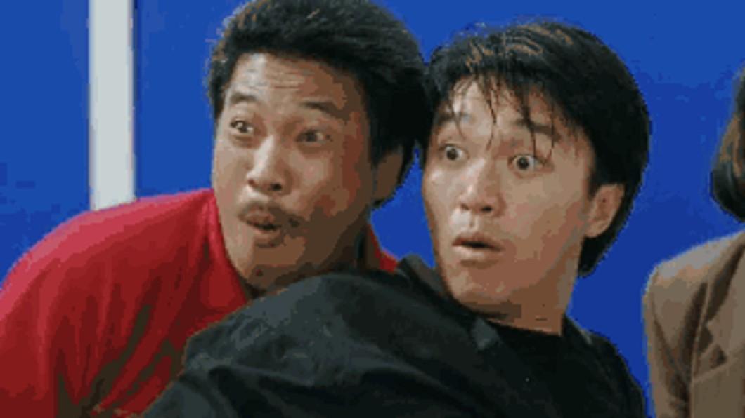 吳孟達和周星馳被外界視為黃金拍檔。(圖/翻攝自微博) 周星馳現身達叔靈堂 粉絲曾嗆:不來就抵制新片!