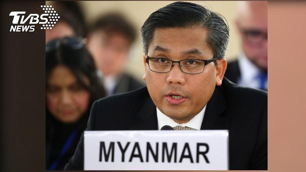 比三指力挺抗爭 緬甸駐UN大使遭撤職