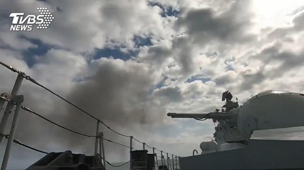 海巡署公告東沙、太平島演訓 共軍宣布南海軍演